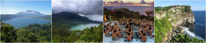 Buyan and Tamblingan Lake | Kecak Dance | Uluwatu