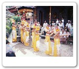 bali festival and ceremonies