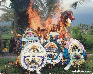Bali Event Cremation Ceremony
